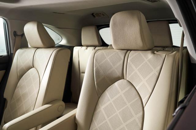 Toyota Highlander Second Row Bench Seat