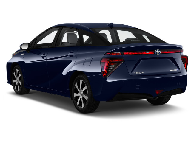 New And Used Toyota Mirai Prices Photos Reviews Specs The Car Connection