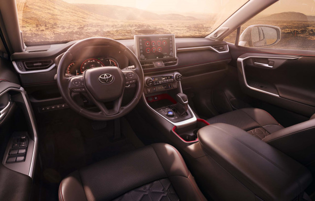 2020 Toyota RAV4 finally comes with Android Auto