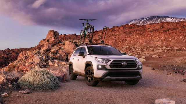 2020 Toyota RAV4 comes with a higher price, better tech, and a new TRD Off-Road package