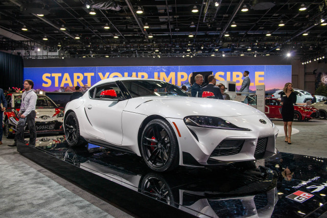 Auto Show 2020 Detroit.The 6 Most Exciting New Cars At The 2019 Detroit Auto Show
