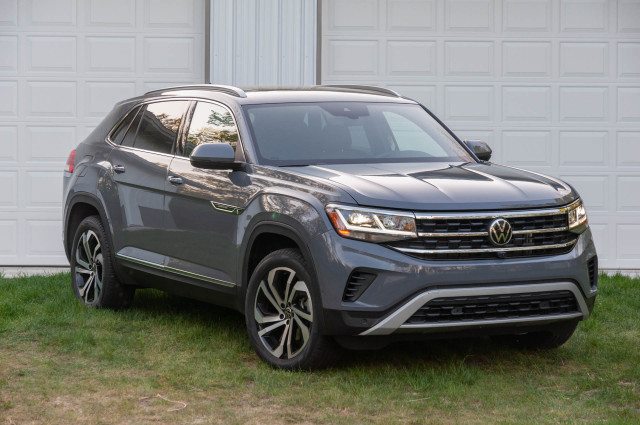 Review update: 2020 Volkswagen Atlas Cross Sport flexes style and space