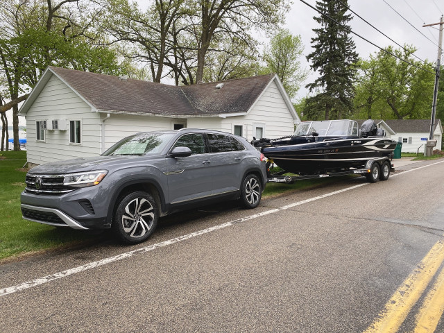 How much should I tow with my crossover SUV?