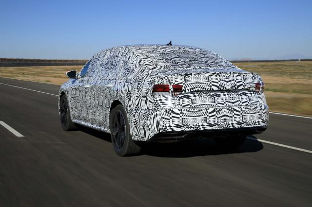 2020 - [Volkswagen] Passat IX 2020-volkswagen-passat-prototype-first-drive--december-2018_100682404_m