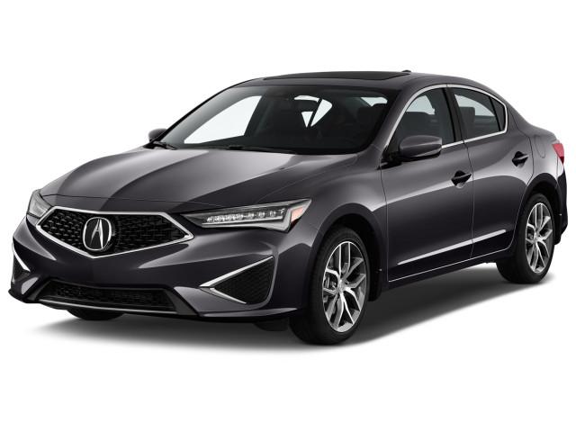 2021 Acura ILX Sedan w/Premium Pkg Angular Front Exterior View