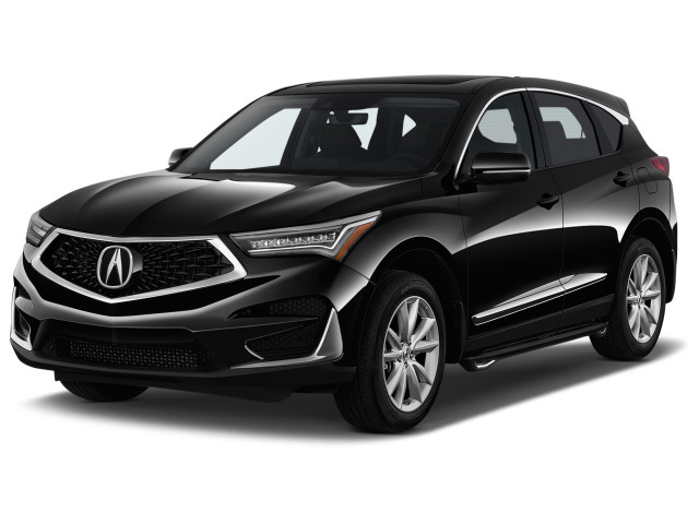 2021 Acura RDX FWD Angular Front Exterior View