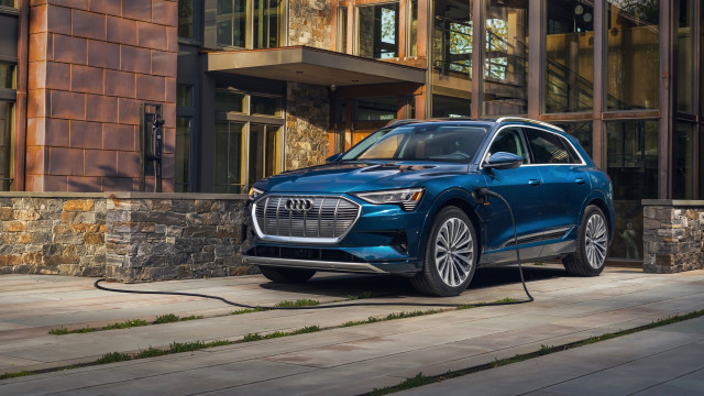 2021 Audi E-Tron SUV starts for $8,800 less, gets more range