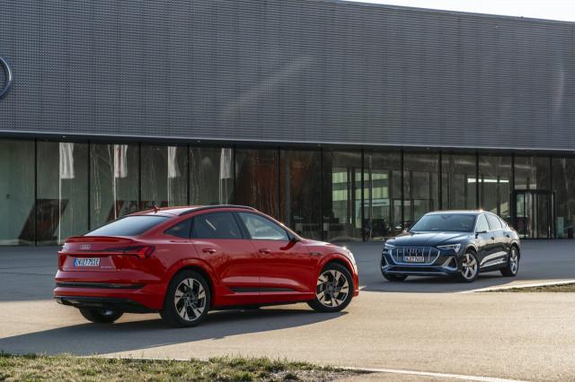 2021 Audi E-Tron family