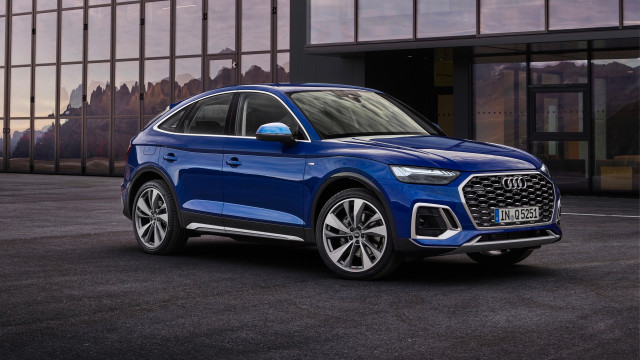 2021 Audi Q5 and Q5 Sportback earn Top Safety Pick+ award