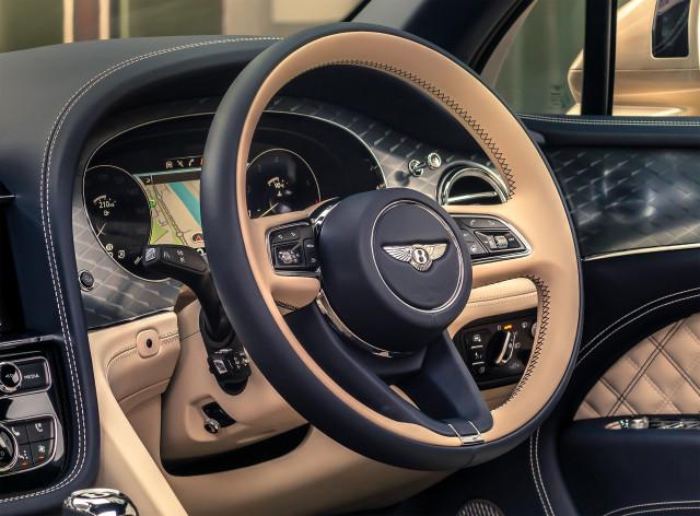 Preview 2021 Bentley Bentayga Hybrid Brings New Looks Tech