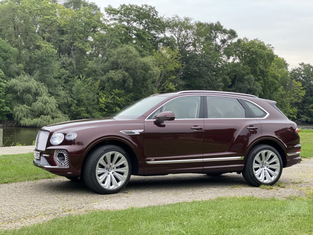 First drive review: 2021 Bentley Bentayga SUV adds it up