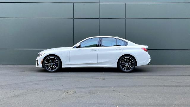 2021 BMW 330e plug-in hybrid