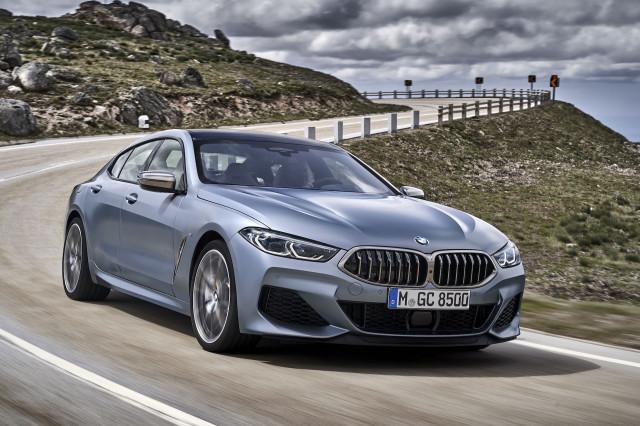 2021 BMW 8-Series
