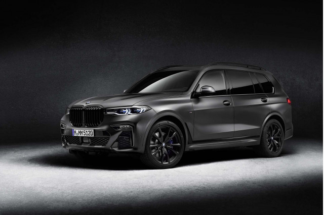 2021 BMW X7 goes sinister with Dark Shadow Edition