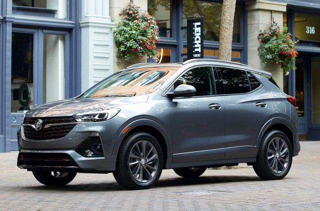 2021 Buick Encore GX review, New York auto show canceled, Musk backtracks on Cybertruck: What's New @ The Car Connection