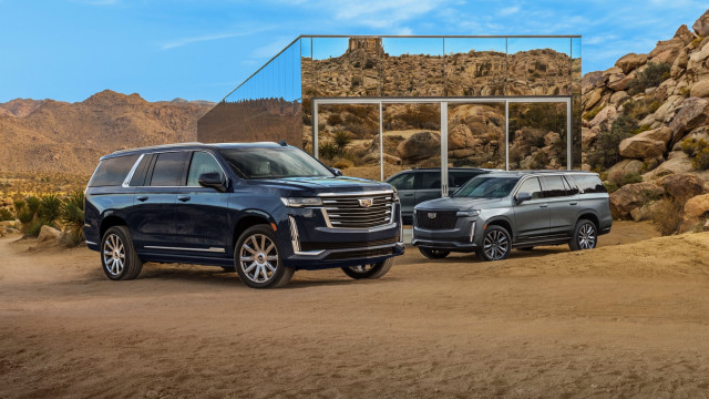 2021 Cadillac Escalade ESV: What's the big deal?