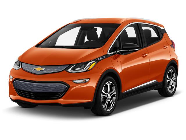 2021 Chevrolet Bolt EV 5dr Wagon Premier Angular Front Exterior View