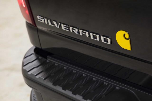 2021 Chevrolet Silverado 2500HD Carhartt Edition