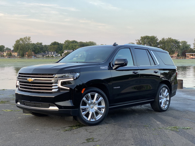 2021 Chevy Tahoe diesel gets EPA-rated 28 mpg highway