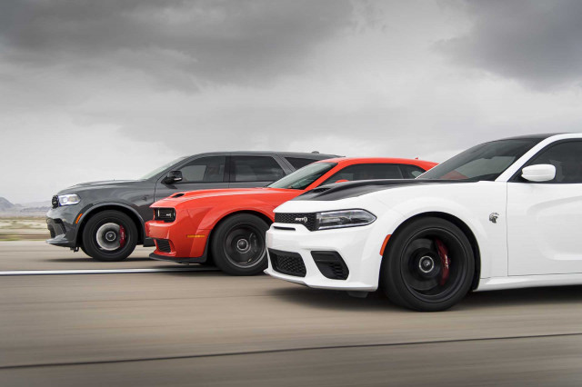 What's New for 2021: Dodge