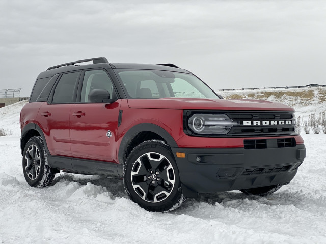Review update: 2021 Ford Bronco Sport overshadows big Bronco