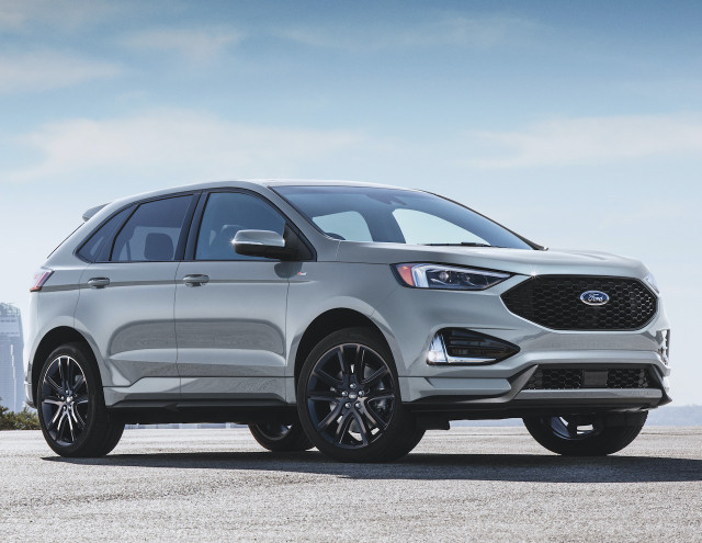 2021 Ford Edge updated, 2021 Jaguar E-Pace previewed, Fisker Ocean maps a plan: What's New @ The Car Connection