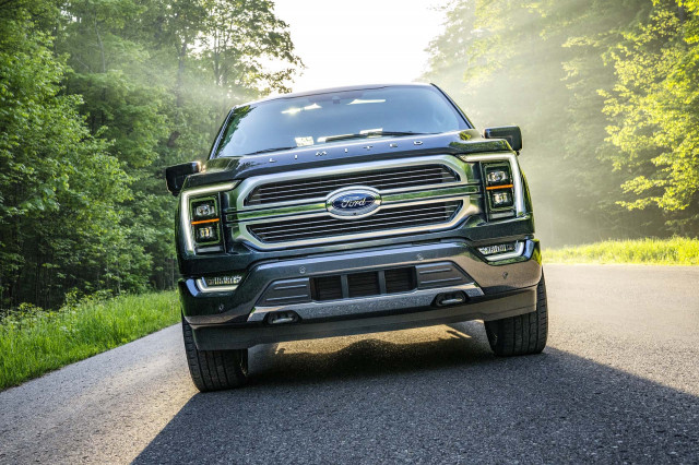 5 things to consider on the all-electric Ford F-150