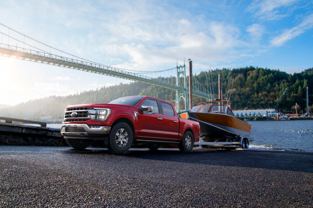 2021 Ford F-150 revealed, Volvo-Waymo self-driving tie-up, electric trucks; What's New @ The Car Connection