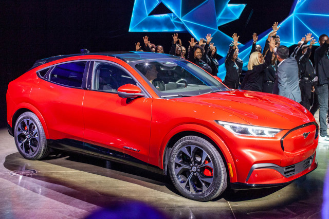 Vote For The Best 2020 Cars Mustang Mach E Update Bmw I4