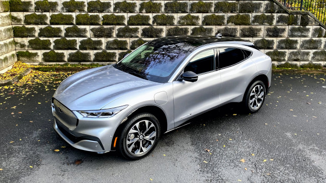 Ford Mustang Mach-E and Acura TLX vie for the prize, 2021 Toyota Mirai driven: What's New @ The Car Connection