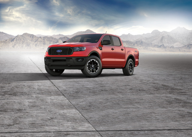 Considering the 2021 Ford Ranger STX Special Edition? Get the XLT