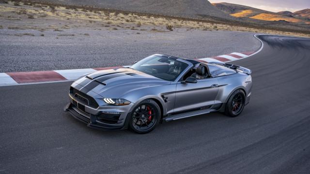 2021 Ford Shelby Super Snake Speedster