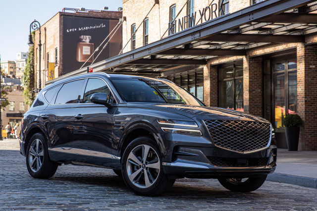 Genesis GV80 deemed safe, Porsche Macan GTS tested, Lordstown keeps on truckin': What's New @ The Car Connection
