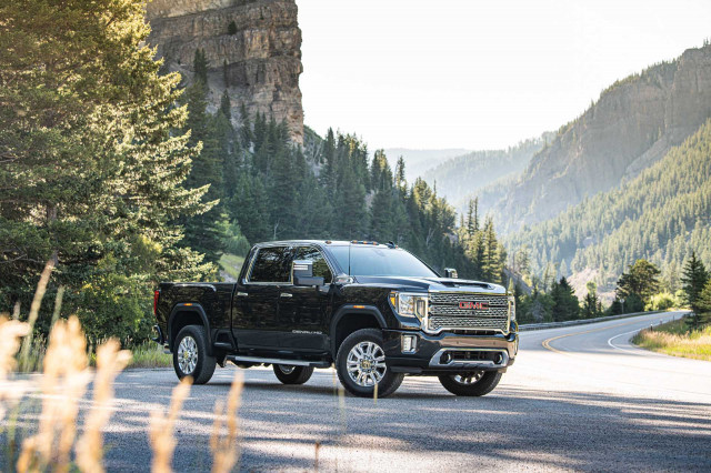 2021 GMC Sierra 2500HD