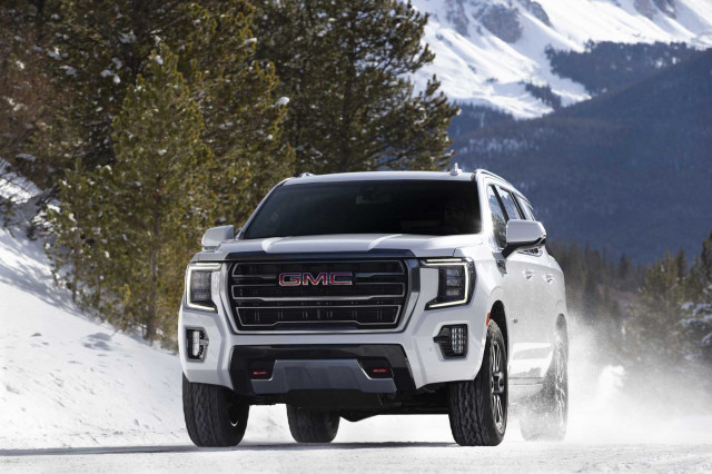 New And Used Gmc Yukon Prices Photos Reviews Specs The Car Connection