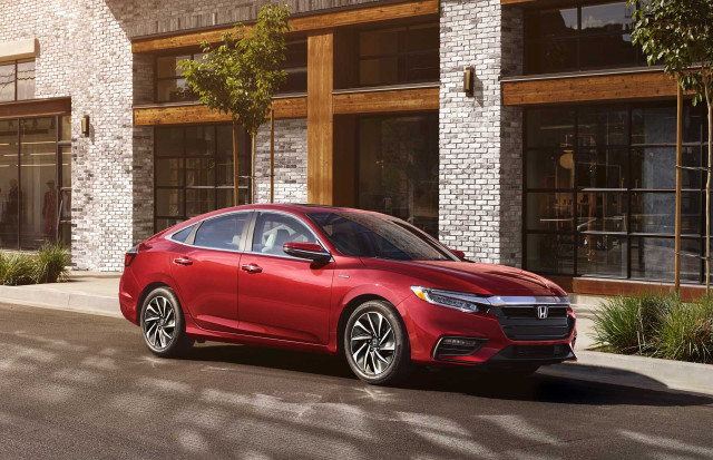 2021 Honda Insight adds new available safety features, costs $23,885 to start