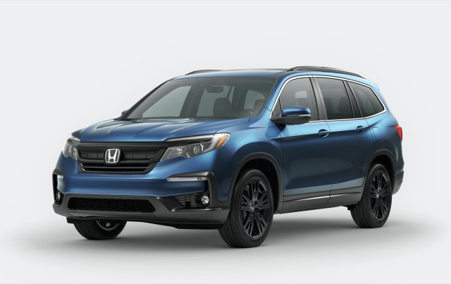 2021 Honda Pilot shifts to 9-speed transmission, gets $600 price bump