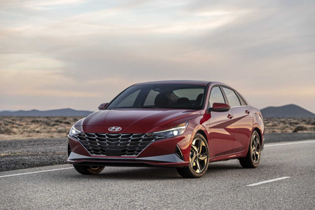 2021 Hyundai Elantra gets modest price bump to start at $20,645