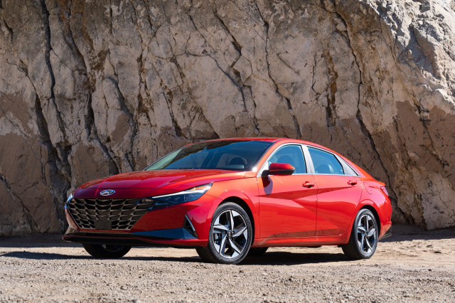 2021 Hyundai Elantra tested, 2021 Sonata N Line driven, 2021 Elantra Hybrid reviewed: What's New @ The Car Connection