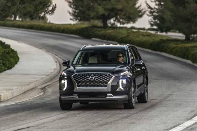 2021 Hyundai Palisade revisited, 2022 BMW iX electric SUV debuts: What's New @ The Car Connection