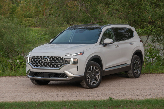 Review update: 2021 Hyundai Santa Fe Hybrid Limited delivers well-mannered efficiency