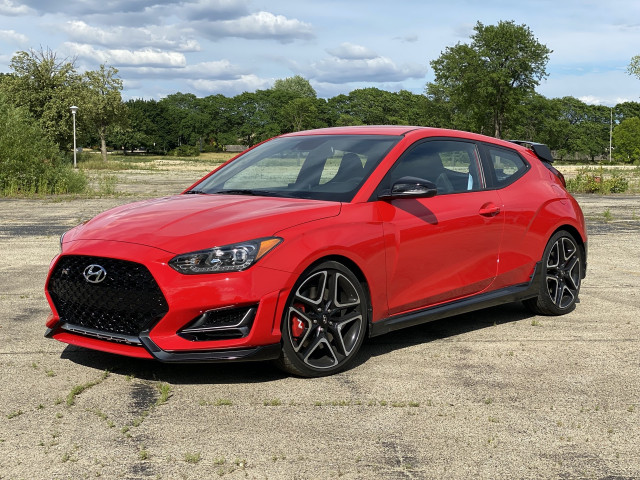 First drive: 2021 Hyundai Veloster N rekindles the love, even with an automatic