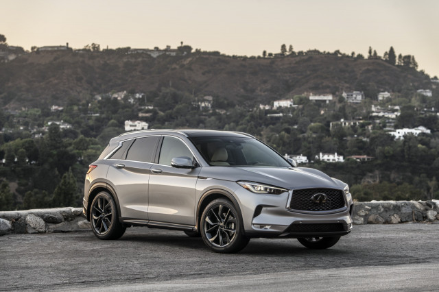 2021 Infiniti QX50 SUV gets more expensive, starts at $38,975