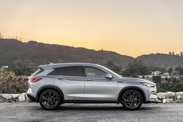 Review update: 2021 Infiniti QX50 is not worth $60,000