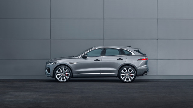 2021 Jaguar F-Pace tested, Biden wants a new Beast, Lightning or R1T: What's New @ The Car Connection
