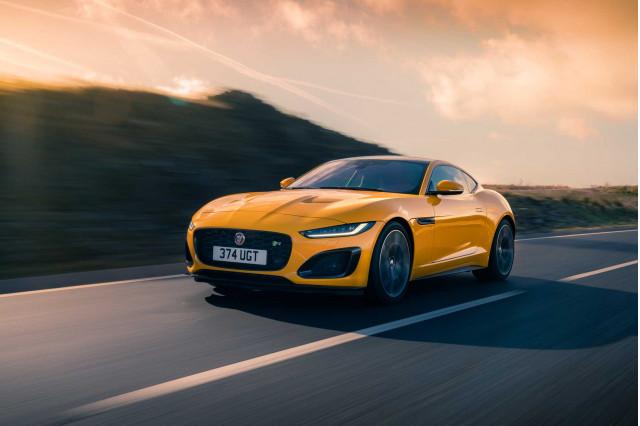 2021 Jaguar F-Type R first drive