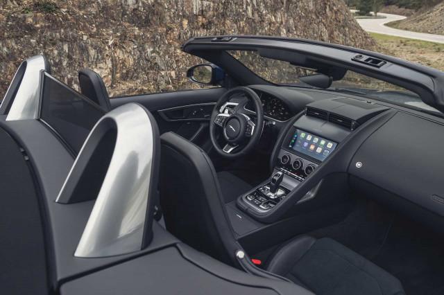 2021 Jaguar F-Type P300 first drive