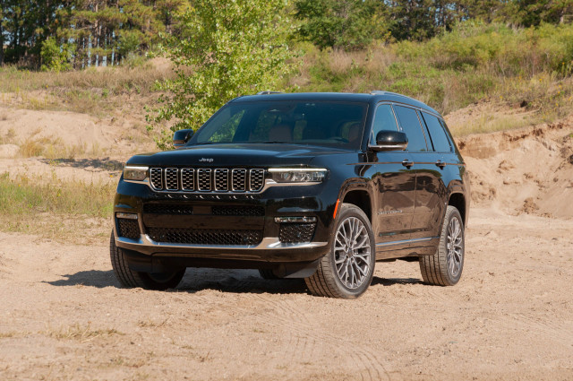 Review update: 2021 Jeep Grand Cherokee L Summit Reserve grows for the family