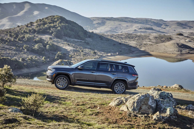 2021 Jeep Grand Cherokee L tested, Fisker Ocean prepped to debut, Biden emissions rules challenged: What's New @ The Car Connection