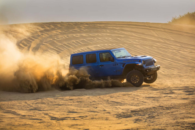 2021 Jeep Wrangler vs. 2021 Toyota 4Runner: Compare SUVs